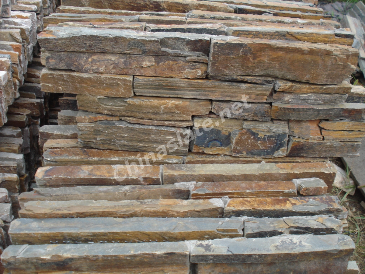 China Supplier Cement Backed Cultured Stone Panels Ledge
