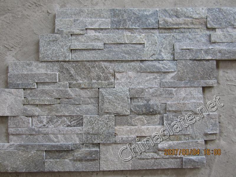 18 35cm Grey Wall Cladding Stone Panel
