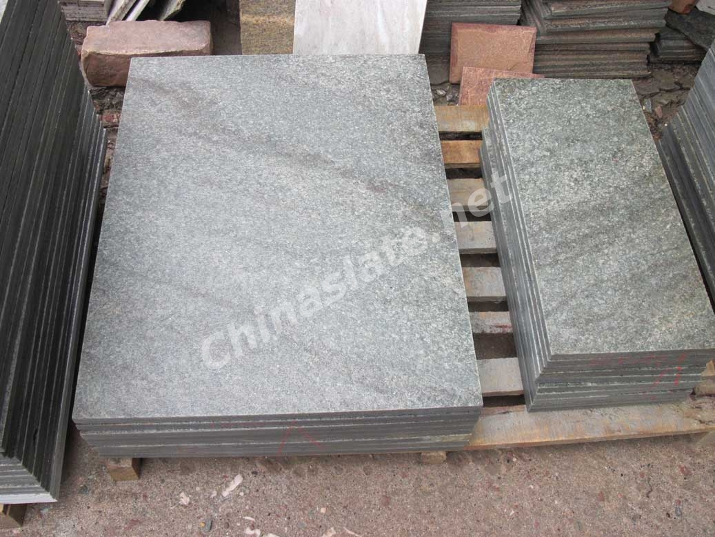 Alishan stone factory produce natural quartzite tiles can be green quartzite tiles dailygadgetfo Images