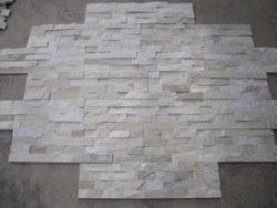 White Quartzite Wall Stone