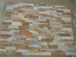 P014 ledge wall cladding stone